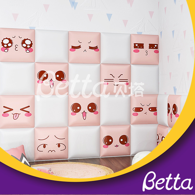 BettaPlay Environmentally Friendly Soft Wall Covering