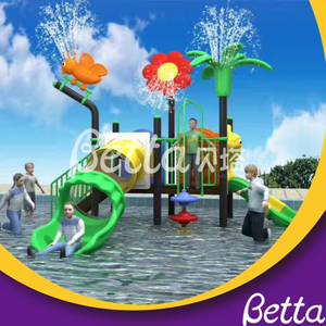 Good Quality Water Park Equipment Plastic Water Slide
