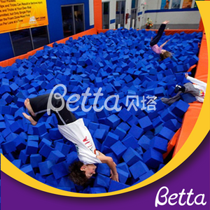bettaplay foam pit cube