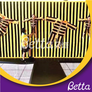 Bettaplay Indoor Playground Spider Wall