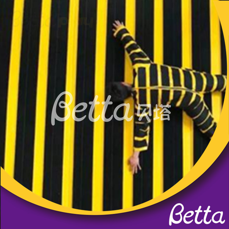 Bettaplay Indoor Playground Spider Wall for trampoline park