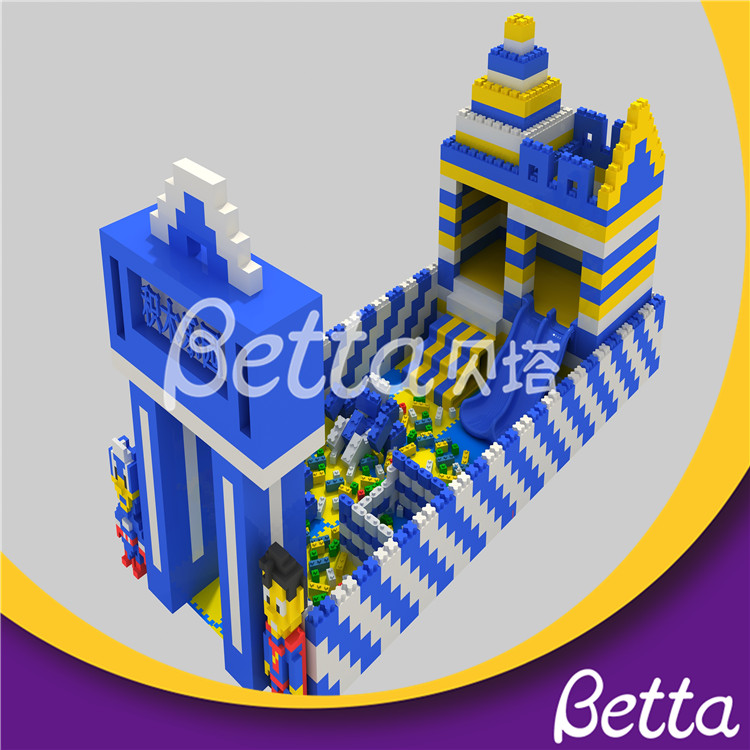 Betta Safe Soft Plastic EPP Baby Building Blocks