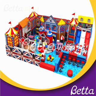 Bettaplay Happy Game Zone Soft Indoor Playground