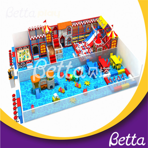 Bettaplay Combined Kids Indoor Playground Equipment