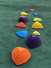 Balance Stepping Stones for Kids Plastic River Stone Toy
