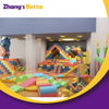 High Quality Toys And Popular Kids Building Soft Block Playground Indoor Soft Foam Play