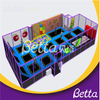 Bettaplay Customized Large Trampolines Park for Indoor Playground