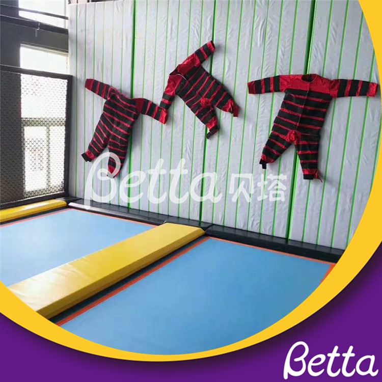 Bettaplay Inflatable Trampoline Sticky for Indoor Playground