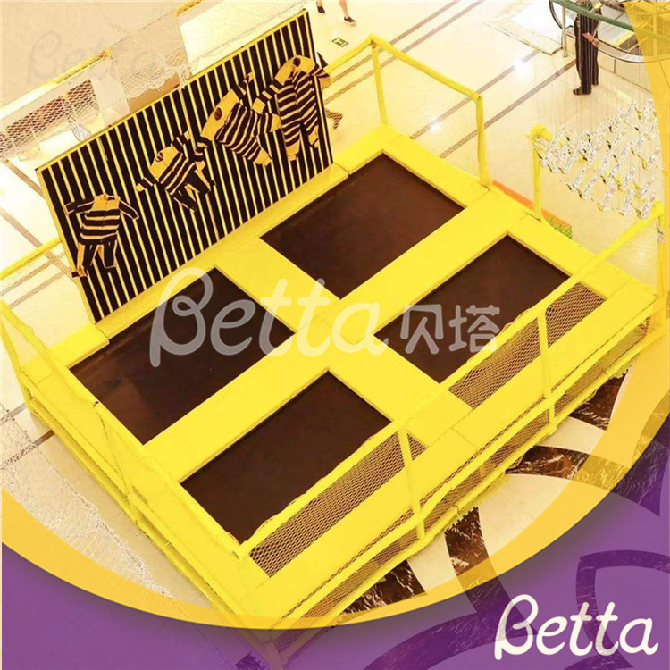 Bettaplay Indoor Playground Spider Wall suit for trampoline park