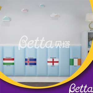 Bettaplay Cute And Soft Wall Decorations for Kindergarten
