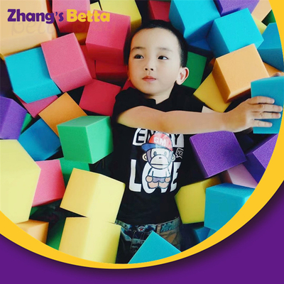 Giant Foam Counting Blocks Pit Cubes Cover Gymnastics