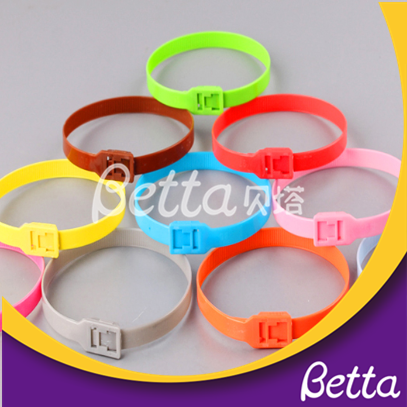 Bettaplay Secure Colorful Nylon Cable Tie for Indoor Playground