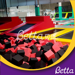 Bettaplay foams pit Popular foam pit blocks sponge foam cube