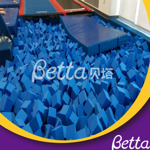 Customized Foam Pit Covers for Indoor Trampoline Park