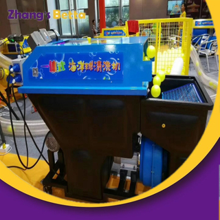 Betta Play New Style Amusment Park Ocean Ball Wash Machine And Dry Cleaning Machine