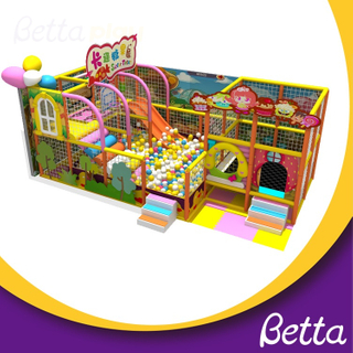 Combined Kids Indoor Playground Equipment