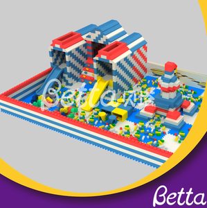 Betta's Epp Foam Block Building DIY Educational Toy for Children