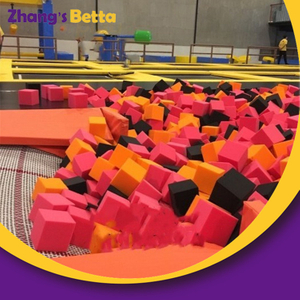 Indoor Trampoline Park Foam Pit Cover