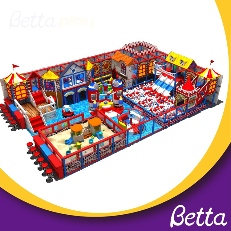 Top Quality Promotion Amusement Zone Indoor Soft Kid's Playground Equipment For Kids Games