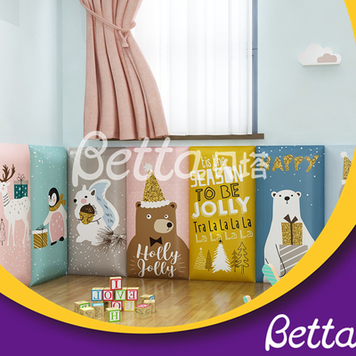 BettaPlay Colorful And Anti-collision Soft Wall Covering