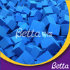 Bettaplay cube foams cover and foam cube foam pit in indoor playground