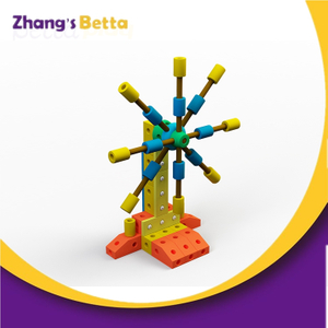 2019 New EVA Foam Building Blocks Toys for Kindergartens