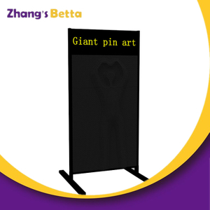 2019 Hot Selling Creative Big Pin Screen Toys Interactive Play Toys for Kids Pin Screen Pin Wall